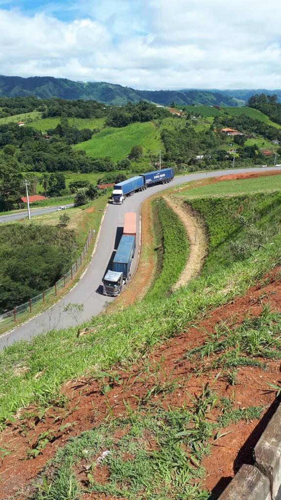 Transportadora Navegantes realiza entregas em todo território nacional