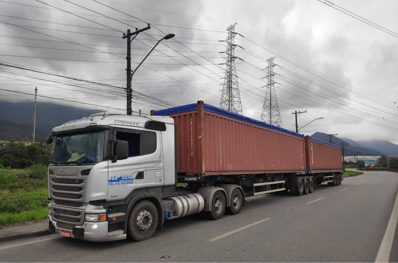Transportadora Navegantes em Santos